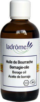 huile végétale de Bourrache ladrôme