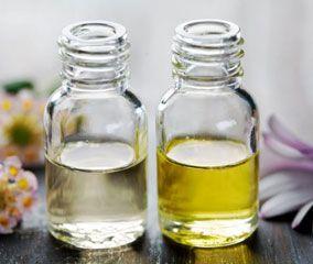 Huiles essentielles et parfum