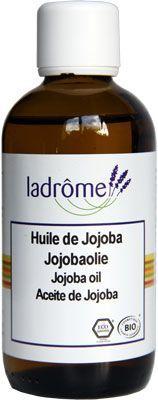 huile végétale de Jojoba ladrôme