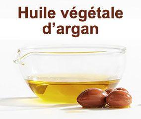 L'huile végétale d'argan