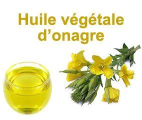 L'huile végétale d'Onagre