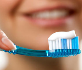 Le dentifrice, un produit d'usage courant