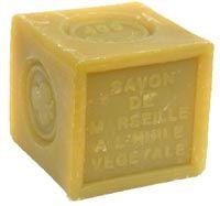 Le savon de Marseille à l'huile végétale