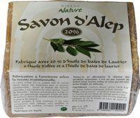 savon alep Direct Nature