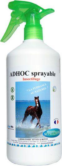 Répulsif spray ADHOC