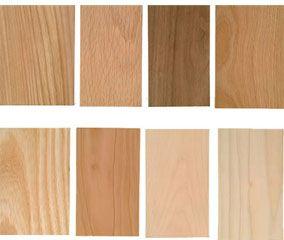 Les principales essences de bois qui nous entourent