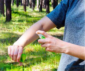 Protégez vous des insectes avec les répulsifs insectes corporels