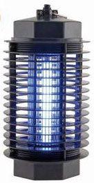 lampe anti moustique