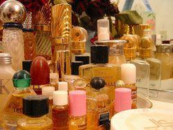 Le géraniol est une substance très utilisée dans les parfums