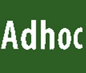 Logo Adhoc