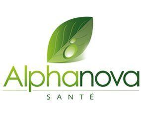 Logo Alphanova Santé