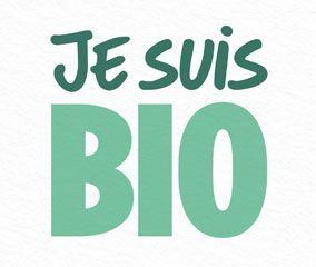 Logo Je suis Bio