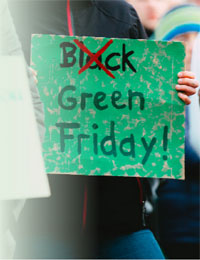 Black Friday VS Green Friday