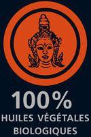 Huile de massage bio Thaï