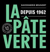 Savon bio la Pâte Verte - Savonnerie Brunort