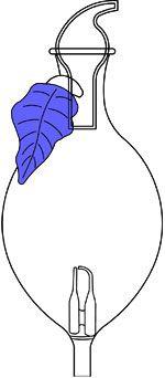 Verrerie Eolia Bleu